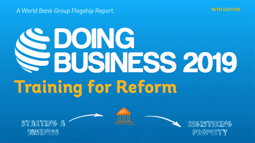 "Annual Questionnaire on Property Registration in the Dominican Republic ""Doing Business"" of the World Bank"